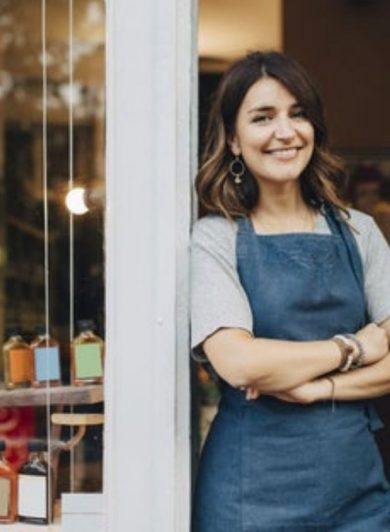 Promote small business in 2021
